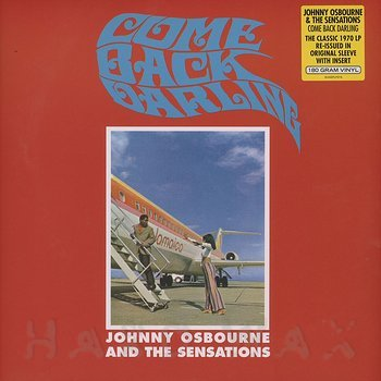 Cover art - Johnny Osbourne And The Sensations: Come Back Darling