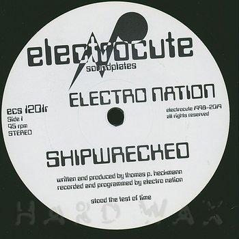 Cover art - Electro Nation: Shipwrecked