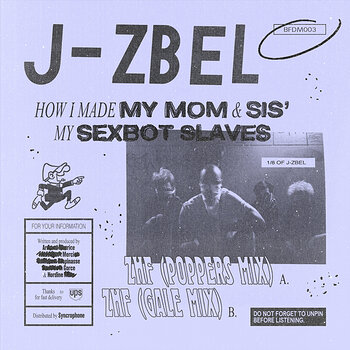 Cover art - J-Zbel: How I Made My Mom & Sis' My Sexbot Slaves