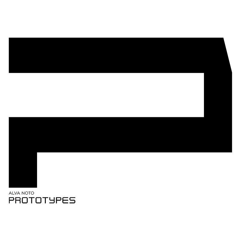 Cover art - Alva Noto: Prototypes
