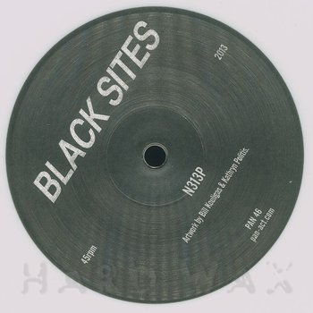 Cover art - Black Sites: Prototype
