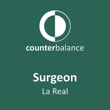 Cover art - Surgeon: La Real