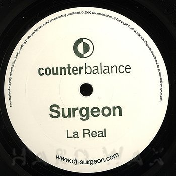 Cover art - Surgeon: La Real