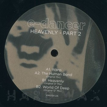 Cover art - E-Dancer: Heavenly - Part 2
