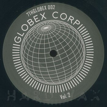 Cover art - Tim Reaper & Dwarde: Globex Corp Volume 2