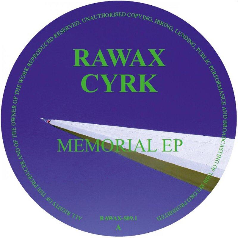 Cover art - Cyrk: Memorial EP