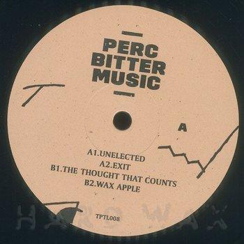 Cover art - Perc: Bitter Music