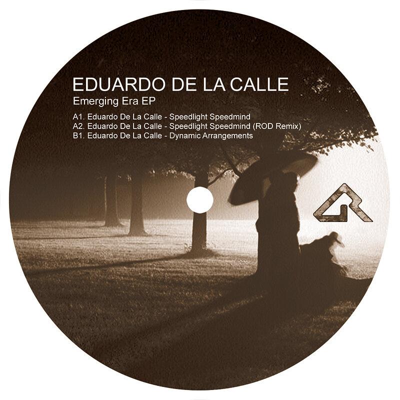 Cover art - Eduardo De La Calle: Emerging Era