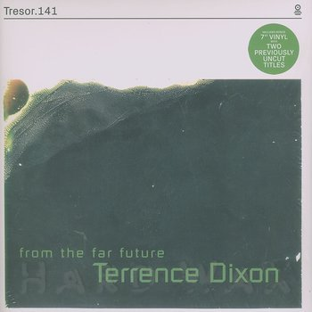 Cover art - Terrence Dixon: From The Far Future