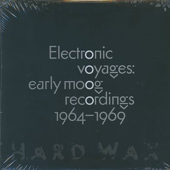 Cover art - Various Artists: Electronic Voyages: Early Moog Recordings 1964-1969