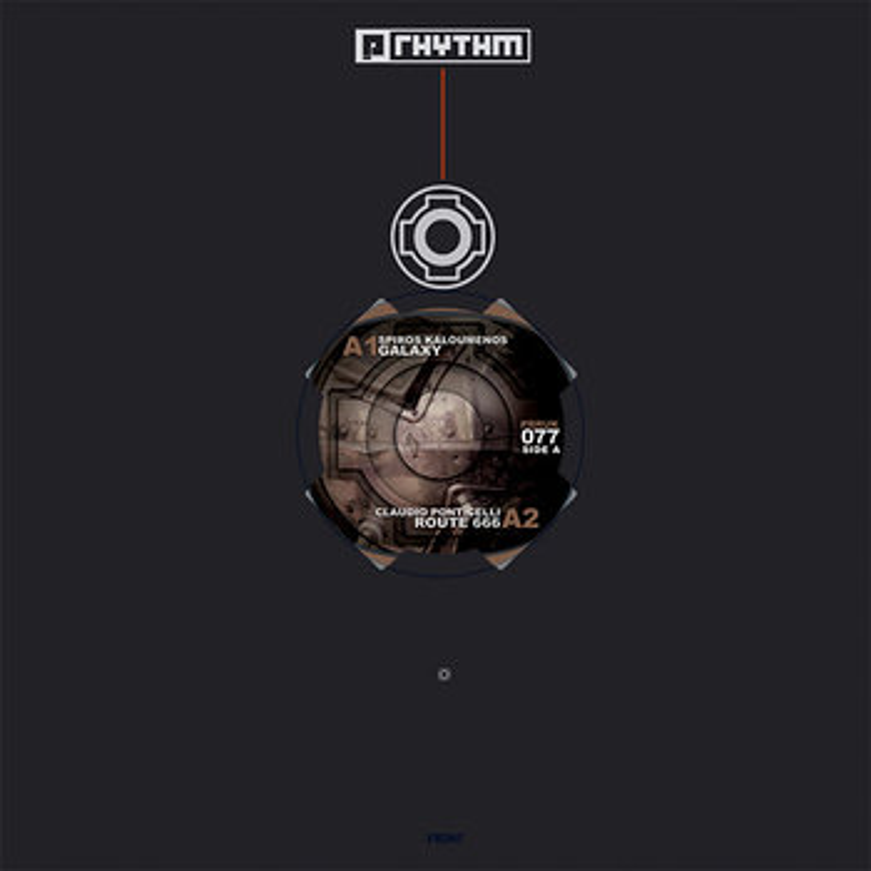 Cover art - Various Artists: PRRUK 077