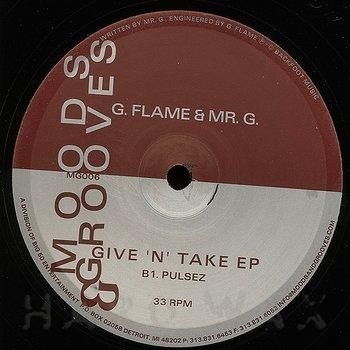 Cover art - G Flame & Mr. G: Give'N'Take EP