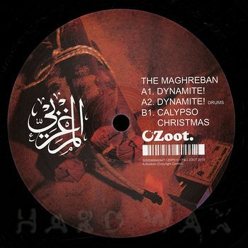 Cover art - The Maghreban: Dynamite!