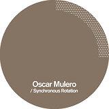 Cover art - Oscar Mulero: Synchronous Rotation