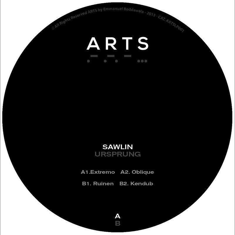 Cover art - Sawlin: Ursprung