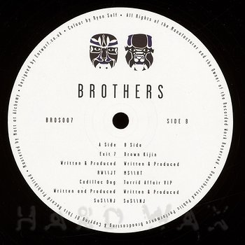 Cover art - Various Artists: Brothers 007