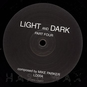 Cover art - Mike Parker: Light And Dark Part Four