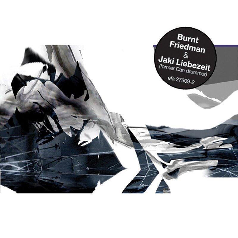 Cover art - Burnt Friedman & Jaki Liebezeit: Secret Rhythms 1