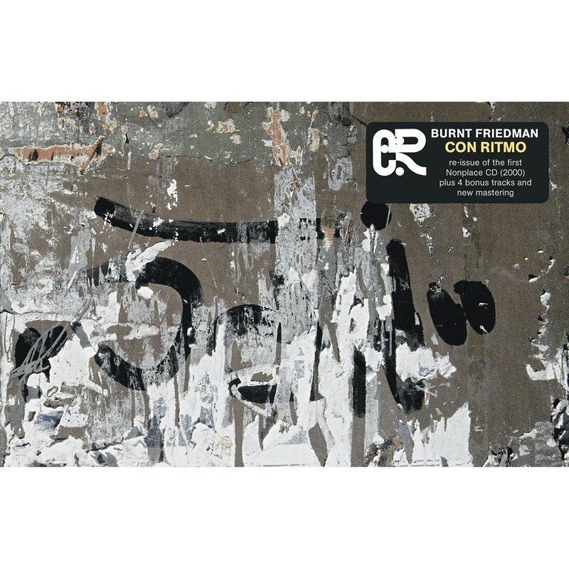 Cover art - Burnt Friedman: Con Ritmo