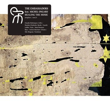 Cover art - The Embassadors Feat. Michel Ongaru: Healing The Music