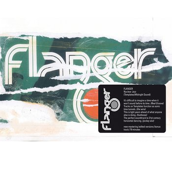Cover art - Flanger: Nuclear Jazz