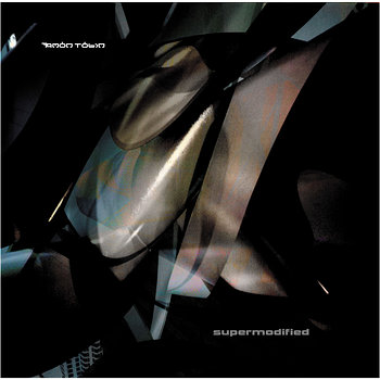 Cover art - Amon Tobin: Supermodified