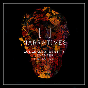Cover art - Concealed Identity: Levanter