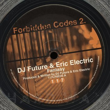 Cover art - DJ Future & Eric Electric: Fantasy