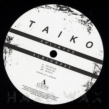 Cover art - Taiko: Splinted