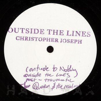 Cover art - Christopher Joseph: Outside The Lines