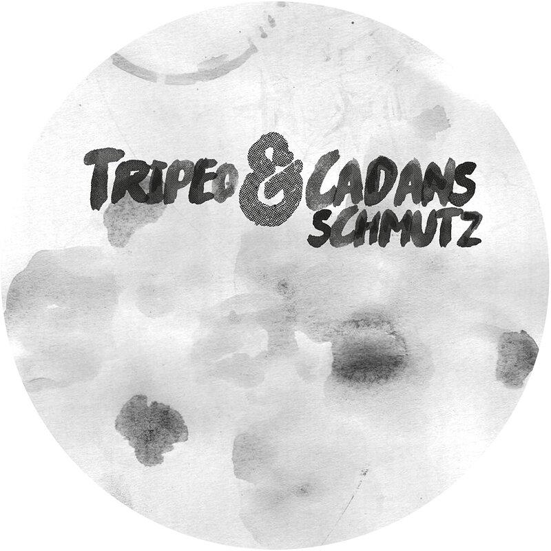 Cover art - Tripeo & Cadans: Schmutz