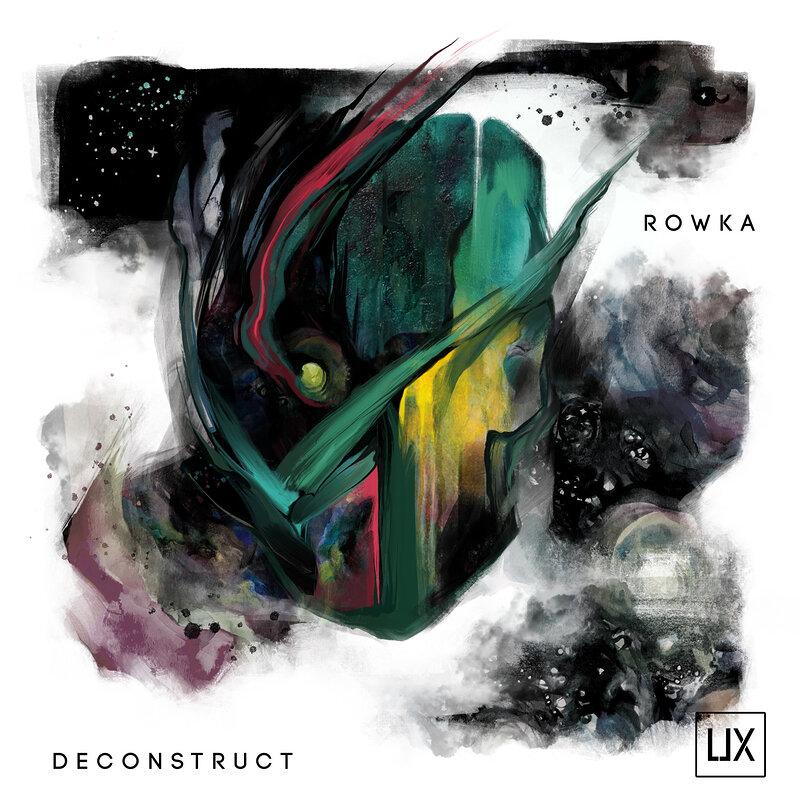 Cover art - Rowka: Deconstruct EP