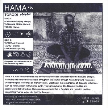 Cover art - Hama: Torodi