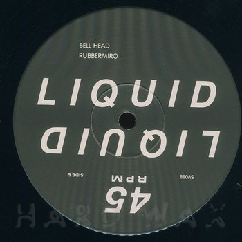 Cover art - Liquid Liquid: Liquid Liquid