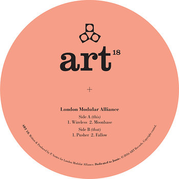 Cover art - London Modular Alliance: Wireless
