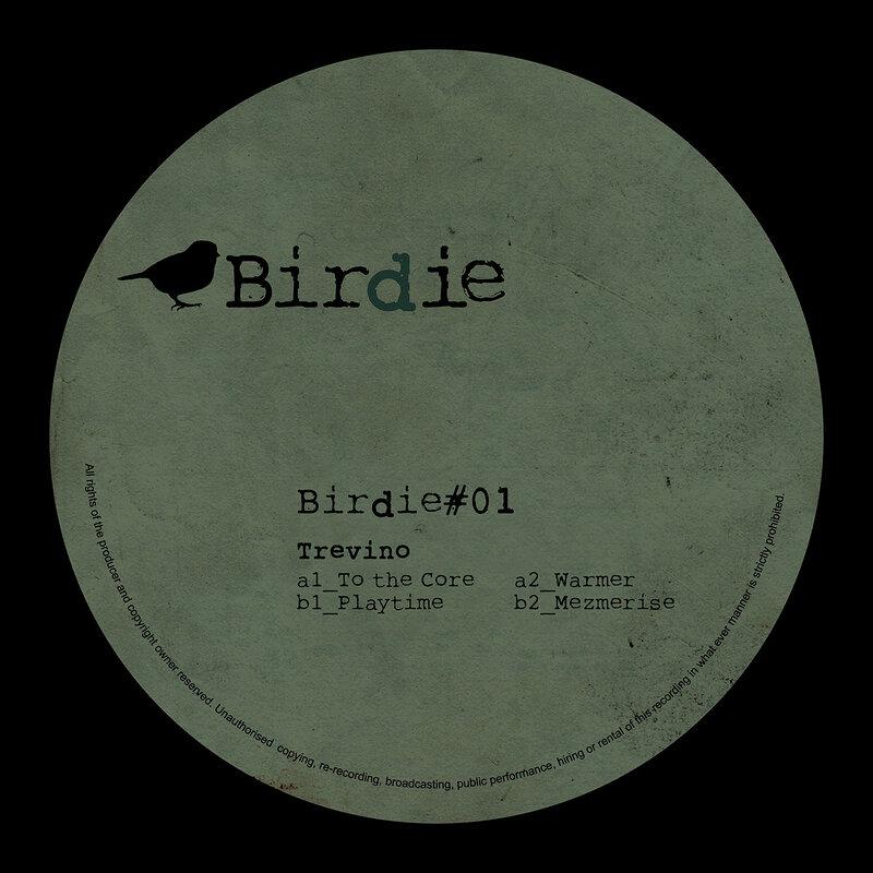 Cover art - Trevino: Trevino EP 01