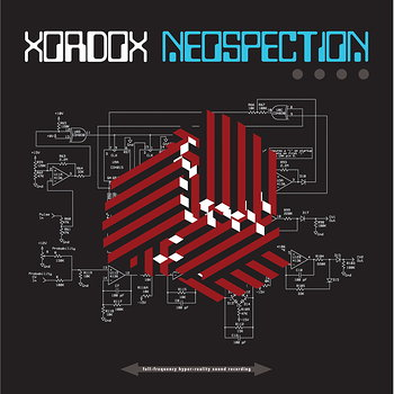 Cover art - Xordox: Neospection