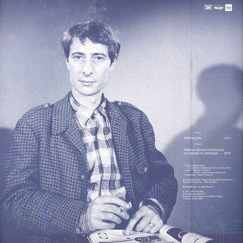Cover art - Luc Ferrari: Hétérozygote