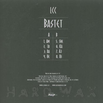 Cover art - LCC: Bastet