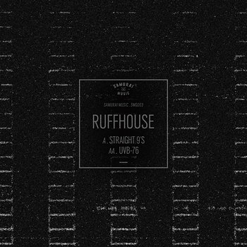 Cover art - Ruffhouse: Straight 9's