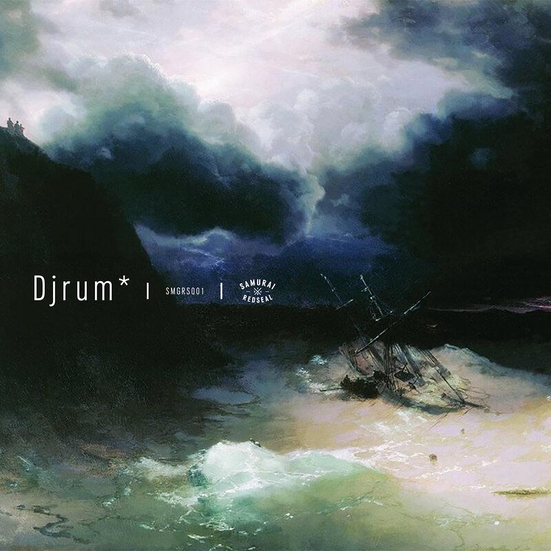 Cover art - Djrum: Plantain