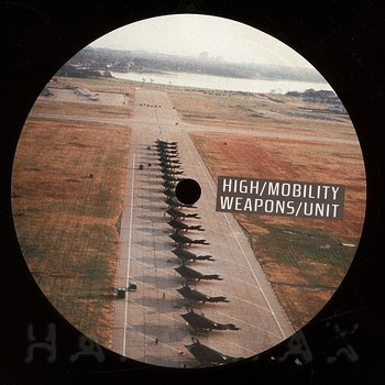 Cover art - High Mobility Weapons Unit: Counter Rockets