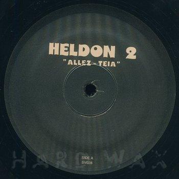 Cover art - Heldon: Allez-Téia