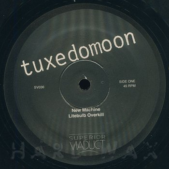 Cover art - Tuxedomoon: No Tears