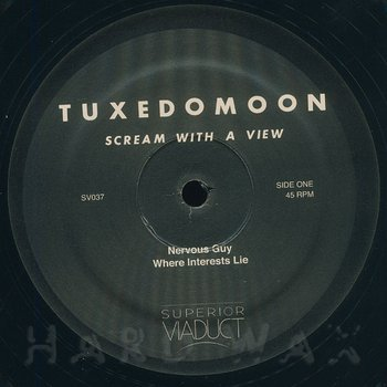 Cover art - Tuxedomoon: Scream With A View