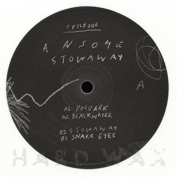 Cover art - Ansome: Stowaway