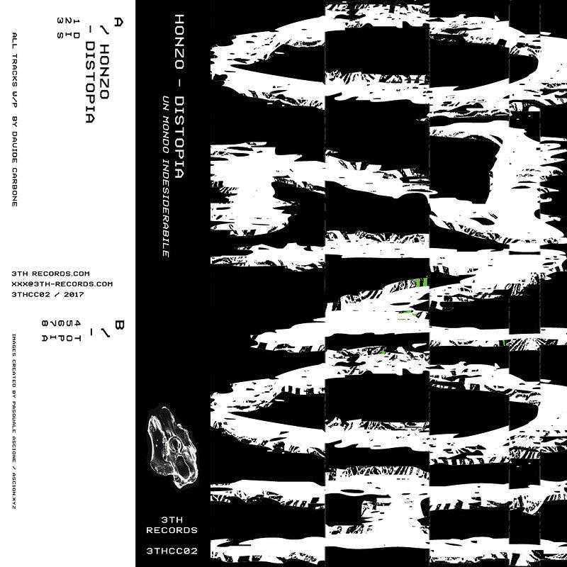 Cover art - Honzo: Distopia - Un mondo indesiderabile