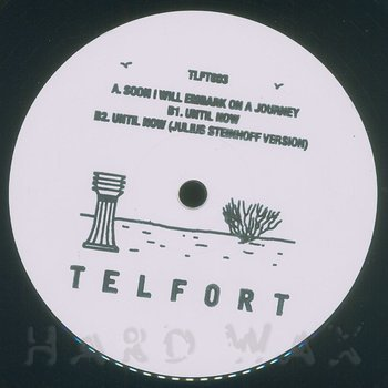 Cover art - Telfort: Soon I Will Embark On A Journey