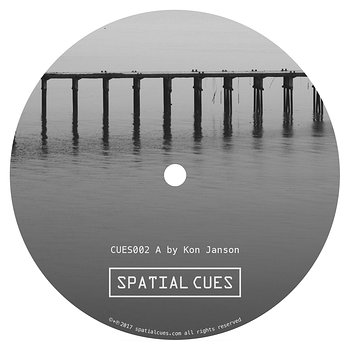 Cover art - Various Artists: Spatial Cues 2