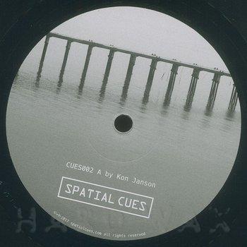 Cover art - Various Artists: Spatial Cues 2